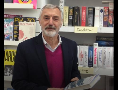 È il turno di Luigi Colucci, Libreria Bodoni, Torino