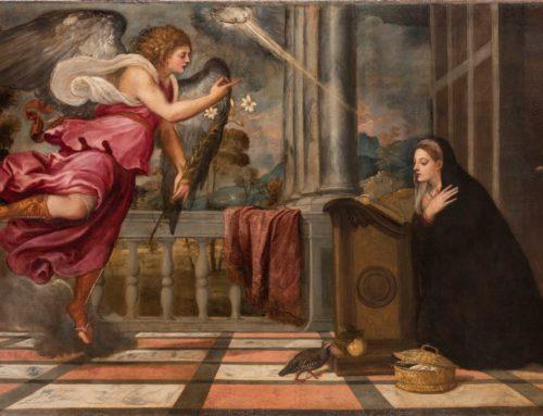Richter/annunciazione di Tiziano