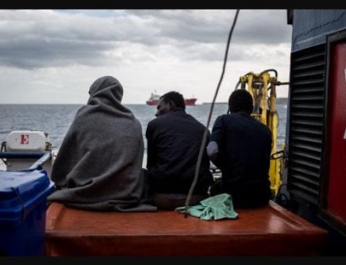 Perché puniamo i migranti che arrivano con le ONG