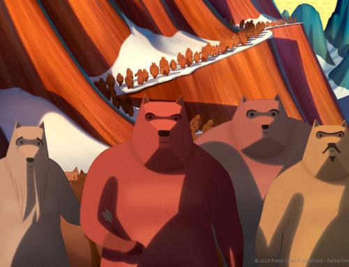 """Recensione di """"La famosa invasione degli orsi in Sicilia"""""""