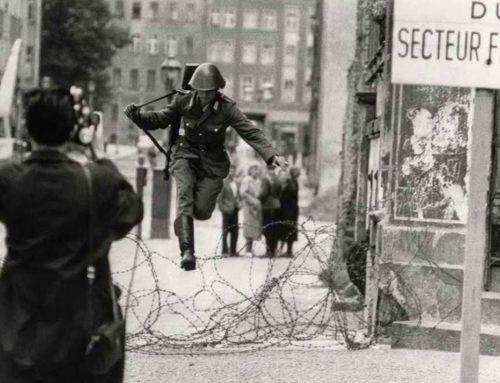 L'uomo che saltò fino a Berlino Ovest