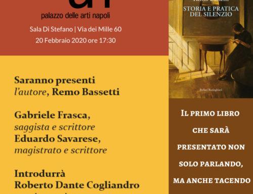 Presentazione del libro al Palazzo dell Arti di Napoli