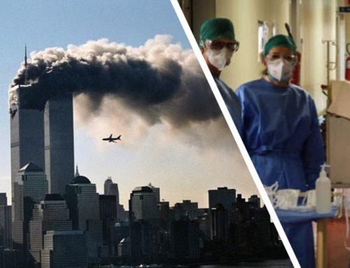 Cosa hanno in comune (e cosa no) l'11 settembre e il coronavirus