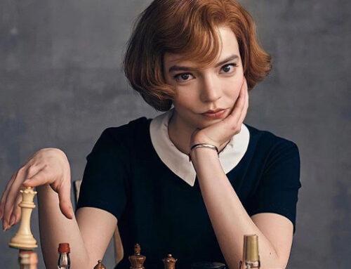 """Recensione del film """"La regina degli scacchi"""""""