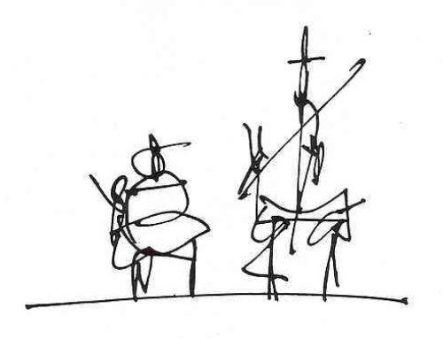 Il minimalismo? Lo ha inventato Sancho Panza