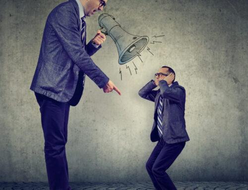 Offendersi per le critiche